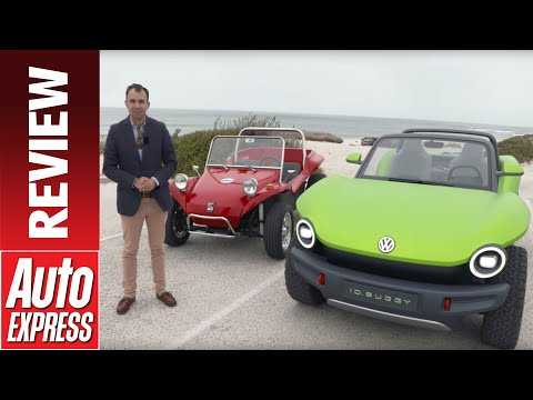 VW ID. Buggy concept review - is life a beach at the wheel of this retro electric car?