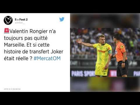 FC Nantes : Ca bloque pour Valentin Rongier à l'OM