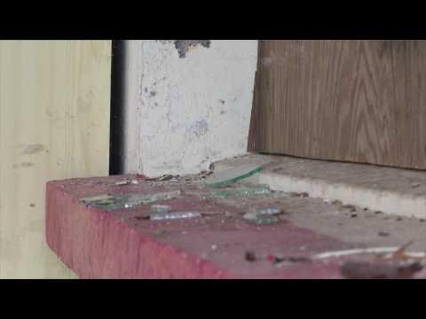 Le club de foot de Péronne vandalisé 3 fois en une semaine !