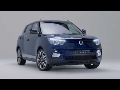 The new SsangYong Korando Design - Mr Jay Yong Chan