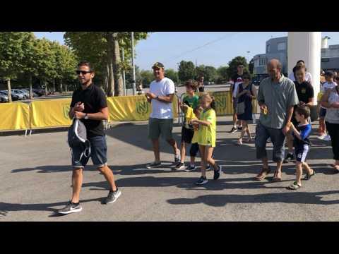 FC Nantes. Carton plein pour la journée des supporters