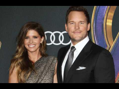 Chris Pratt: I'm lucky to be married to Katherine Schwarzenegger