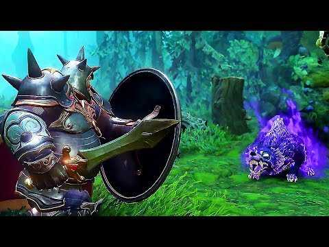 TRINE 4 Gameplay Trailer (2019) PS4 / Xbox One / PC