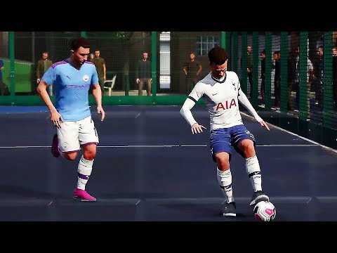 "FIFA 20 ""Street Mode"" VOLTA Gameplay Trailer (2019) PS4 / Xbox One / PC"