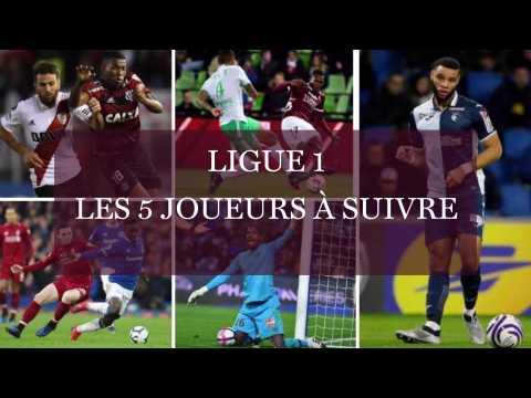 Ligue 1 : les 5 joueurs à suivre cette saison
