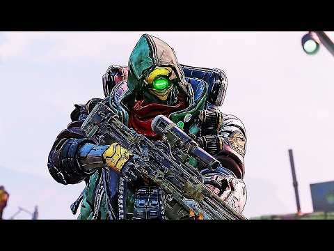 "BORDERLANDS 3 ""FL4K"" Trailer (2019) PS4 / Xbox One / PC"