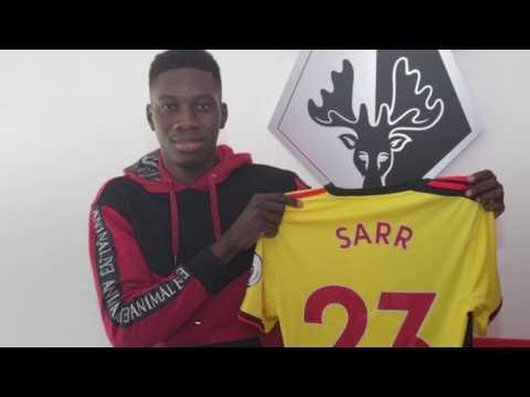 Football. Ismaïla Sarr quitte le Stade Rennais pour Watford