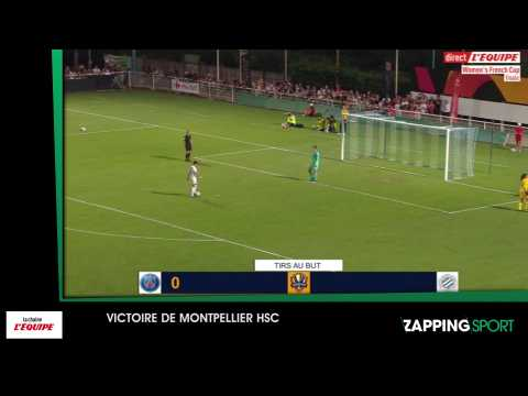 Zap Sport du 9 aout, Victoire de Montpellier au Women's French Cup