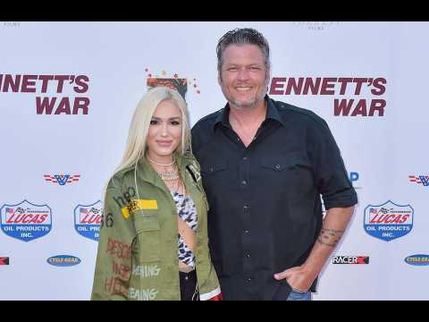 Gwen Stefani happy to be back on The Voice alongside partner Blake Shelton
