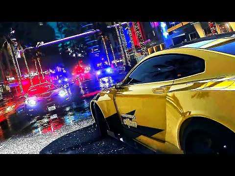 NEED FOR SPEED HEAT Gameplay Trailer (2019) PS4 / Xbox One / PC