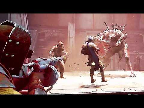 REMNANT FROM THE ASHES Gameplay Trailer (2019) PS4 / Xbox One / PC
