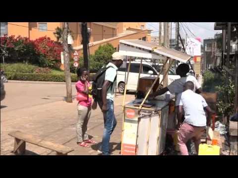 Watch: Solar power energises Kampala street food scene