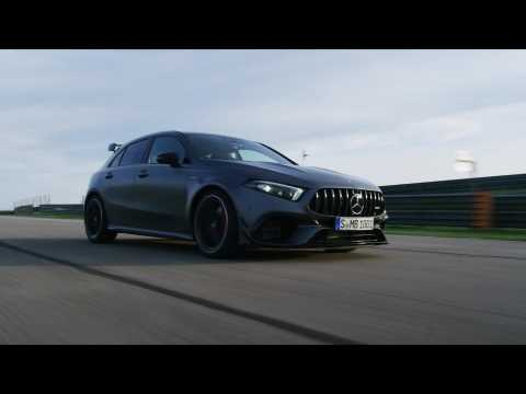 Mercedes-AMG A 45 S 4MATIC+ Driving Video