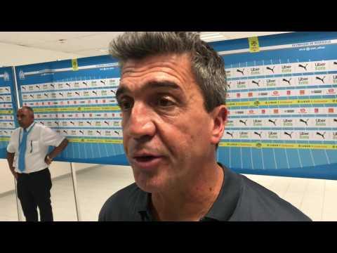 OM - Stade de Reims : l'après-match avec David Guion