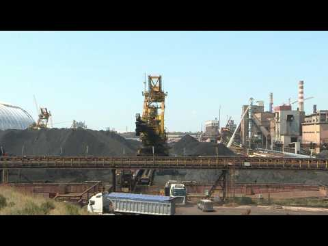 'Toxic' Italian steel plant clean-up is a towering task
