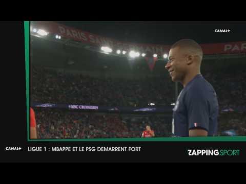 Zap sport du 12 aout 2019 : Mbappé impressionne déjà
