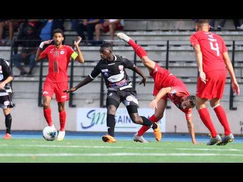 Youssef Sylla, étoile du match