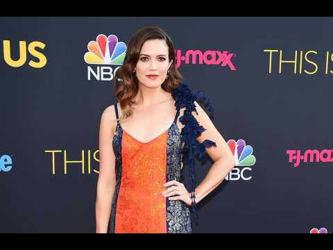 Mandy Moore shocked to be up for an award for role in drama series