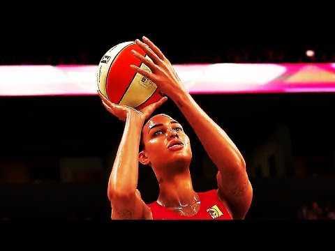"NBA 2K20 ""WNBA"" Gameplay Trailer (2019) PS4 / Xbox One / PC"