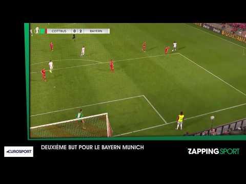 Zap Sport du 13 aout 2019, le Bayern Munich domine le match