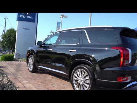 All-New 2020 Hyundai Palisade Design Preview
