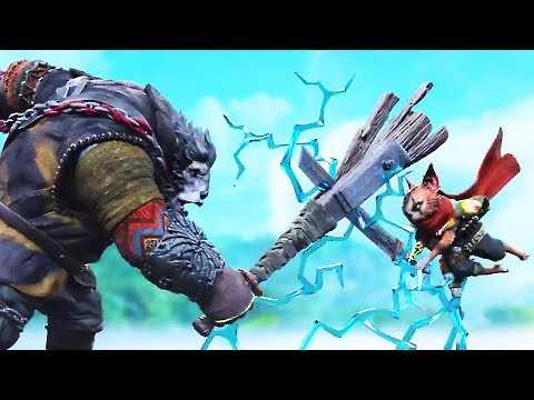 "BIOMUTANT ""All Collector's Edition"" Trailer (2019) PS4 / Xbox One / PC"
