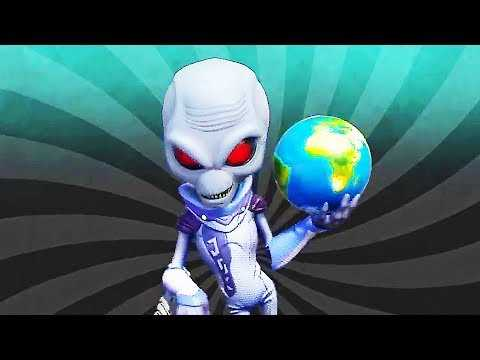 "DESTROY ALL HUMANS! ""DNA and Crypto 137 Collector's Edition"" Trailer (2019) PS4 / Xbox One / PC"