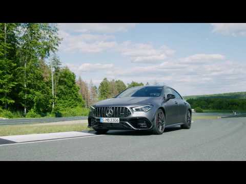 Mercedes-AMG CLA 45 S 4MATIC+ Coupé Design Preview