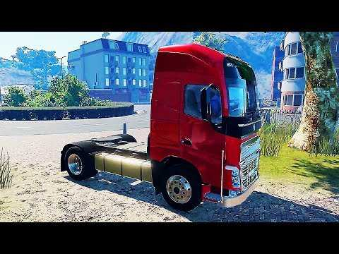 TRUCK DRIVER Gameplay Trailer (2019) PS4 / Xbox One / PC