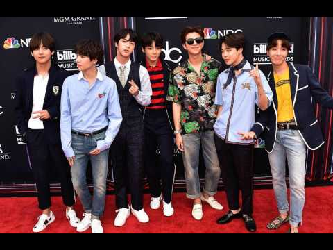 BTS win MTV's Hottest Summer Superstar
