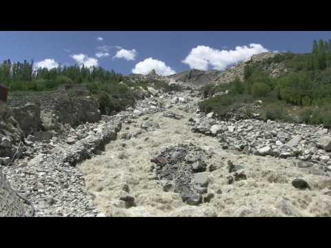 Glacier melt threatens Pakistan's future