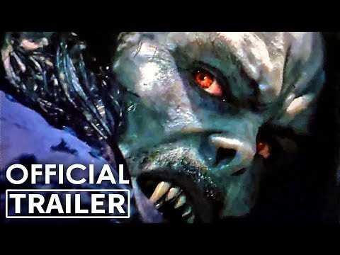 MORBIUS Trailer (2020) Jared Leto, Spider-Man Universe