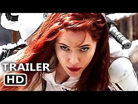 BLACK WIDOW Trailer # 2 (NEW 2020)