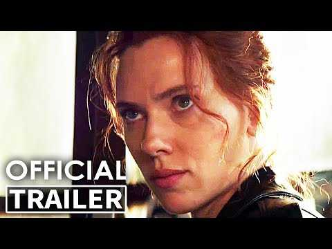 BLACK WIDOW Trailer # 2 (NEW, 2020)