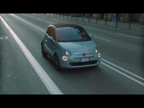 The Fiat 500 with Mild Hybrid Technology
