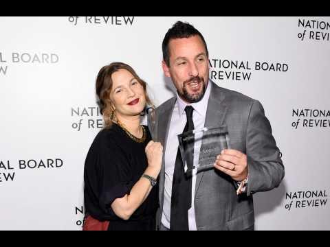 Drew Barrymore 'loves' pal Adam Sandler 'so much'