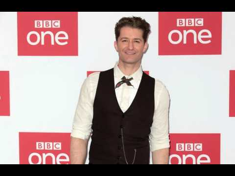 Matthew Morrison and Cheryl planning playdate with kids
