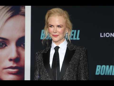 Nicole Kidman got Bombshell advice from Meryl Streep