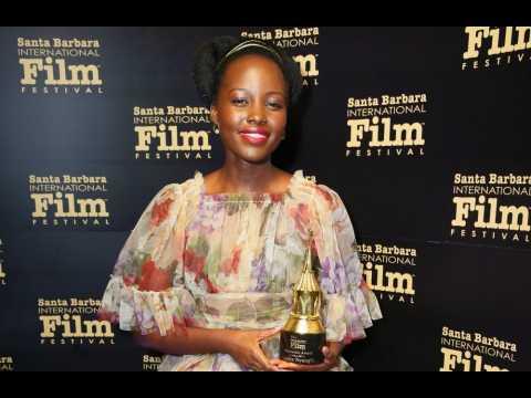 Lupita Nyong'o feels 'privileged' in acting career