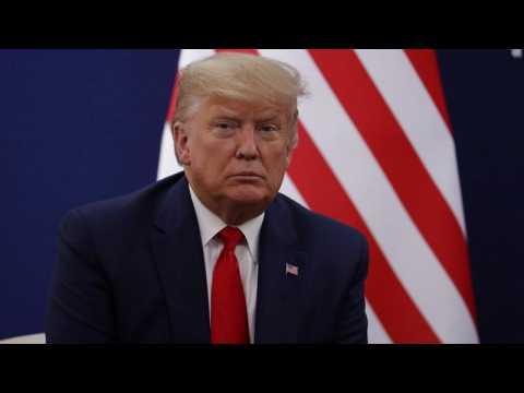 Trump impeachment: US Senate trial starts in Washington