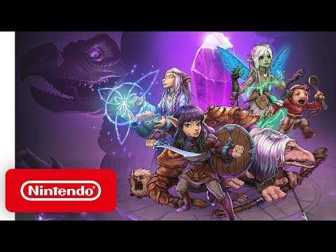The Dark Crystal: Age of Resistance Tactics - Pre-Purchase Trailer - Nintendo Switch
