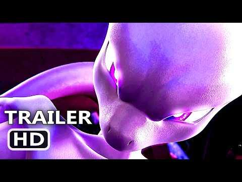 POKEMON MEWTWO STRIKES BACK Trailer (Movie 2020)