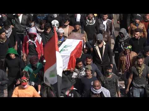 Iraqi anti-government activist shot dead in Basra, say police