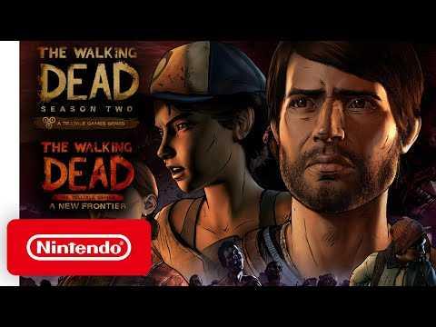 The Walking Dead: Seasons 2 & 3 - Launch Trailer - Nintendo Switch