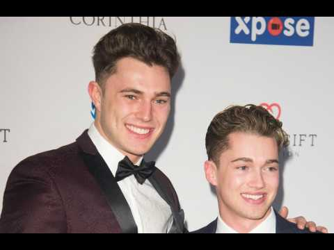 AJ Pritchard wants Curtis to recreate lap dance on live tour