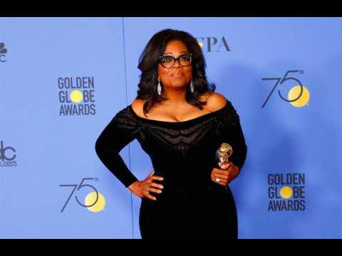 Oprah Winfrey supports Duke and Duchess of Sussex