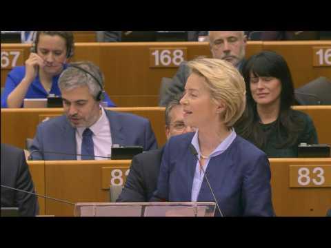 EU chief tells British MEPs 'we will always keep our friendship'