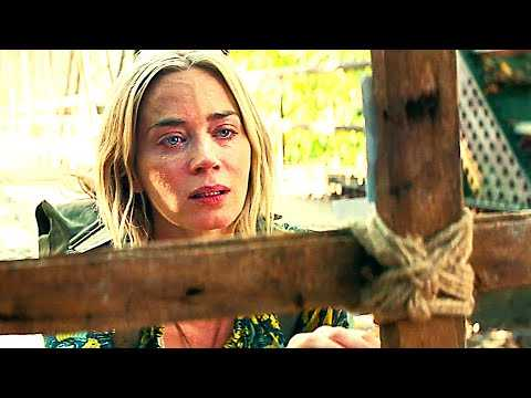 A QUIET PLACE 2 Trailer (2020) John Krasinski, Emily Blunt, Horror Movie HD