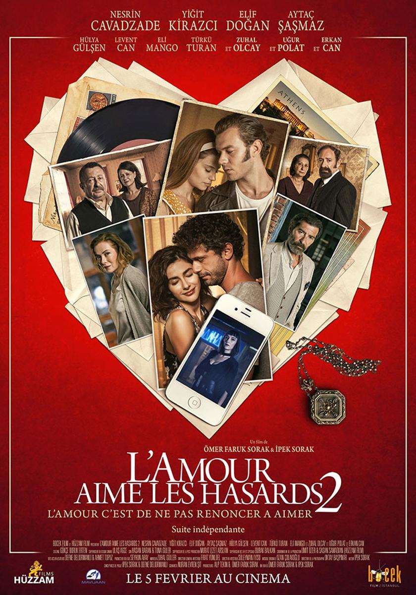 Bande-annonce du film L'amour aime les hasards 2