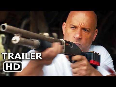 FAST & FURIOUS 9 Trailer (2020) John Cena, Vin Diesel Movie HD